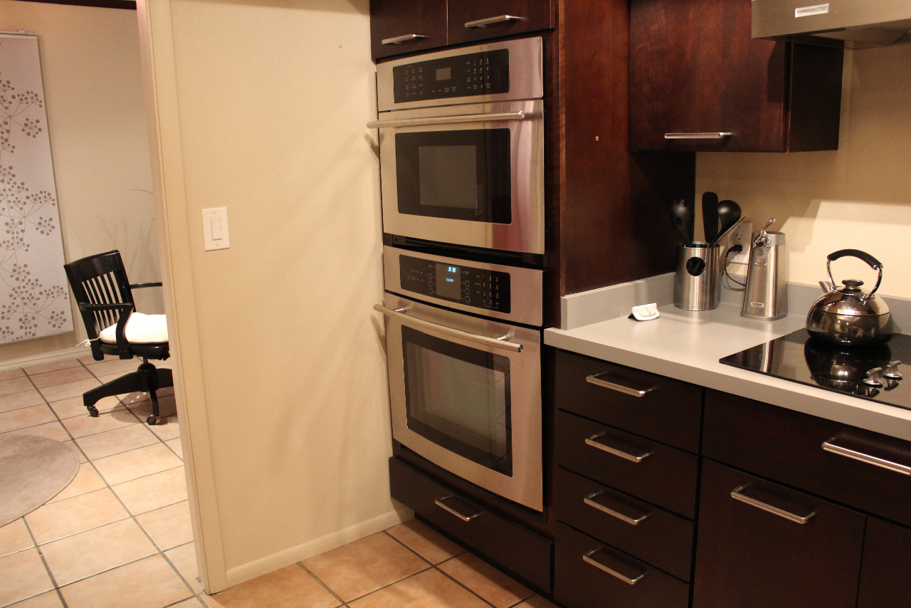 jenn air microwave oven combo. these are a couple of pictures the oven/microwave, and below it is how to get your microwave working again. jenn air oven combo o
